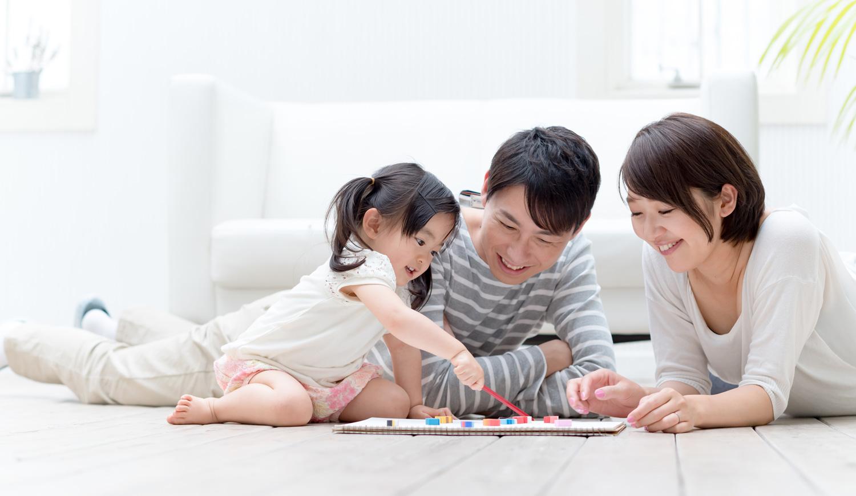 家族の温かさが深まる安心・快適な住まいづくり